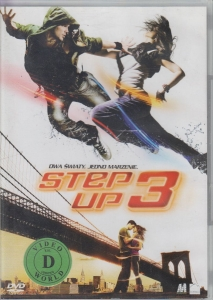 Step Up 3 DVD