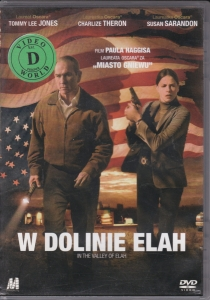 W dolinie Elah DVD (T.L. Jones, Ch. Theron)