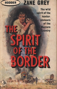 Grey Z. The spirit of the border
