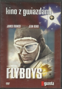 Flyboys Bohaterska eskadra- film DVD