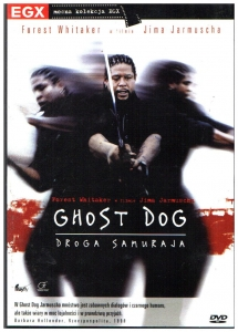 Ghost Dog: Droga samuraja DVD (Forest Whitaker)