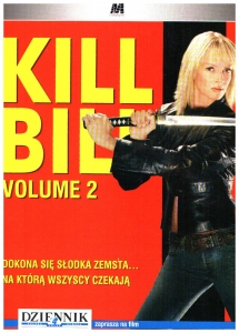 Kill Bill 2 DVD (Uma Thurman)