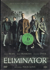 Eliminator DVD (Sean Bean)