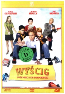 Wyścig DVD (Greg Germann)