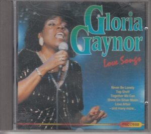 Gloria Gaynor ‎- Love Songs - CD