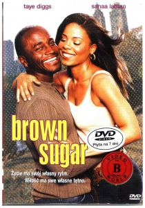 Brown sugar DVD (Boris Kodjoe)