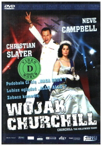 Wojak Churchill DVD (Neve Campbell)