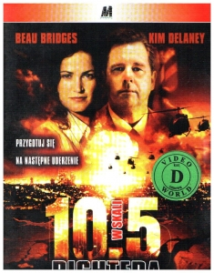 10.5 w skali Richtera DVD (Beau Bridges)