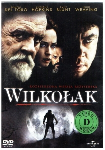 Wilkołak DVD (Anthony Hopkins)