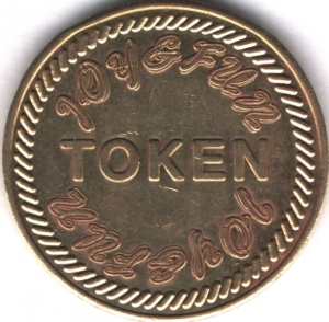 Joy & Fun Token USA VF (III)