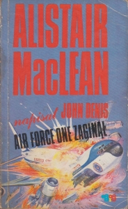 Air Force One zaginął  - Alistair MacLean