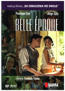 Belle epoque DVD (Penelope Cruz)