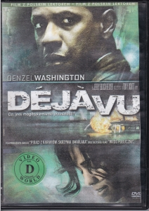 Deja vu DVD (Denzel Washington)