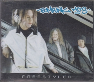 Boomfunk MC`S - Freestyler CD SINGIEL