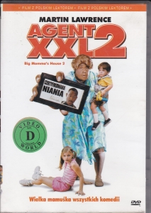 Agent XXL 2 DVD (Martin Lawrence)