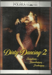 Dirty dancing 2- film DVD