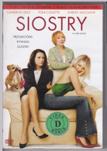 Siostry DVD (C. Diaz, T. Collette, S. MacLaine)
