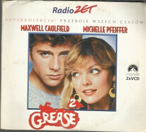 Grease 2 - film - film VCD