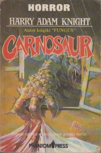 Carnosaur - Harry Adam Knight