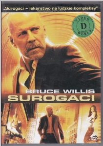 Surogaci DVD (Bruce Willis)