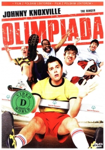 Olimpiada DVD (Johnny Knoxville)
