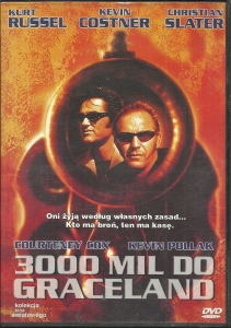 3000 mil do Graceland- film DVD