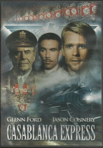 Casablanca Express- film DVD
