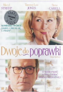 Dwoje do poprawki DVD (Meryl Streep, Tommy Lee Jones)