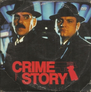 Crime story - film DVD