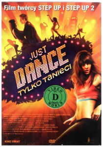 Just Dance - Tylko taniec! DVD (Mary Elizabeth Winstead)
