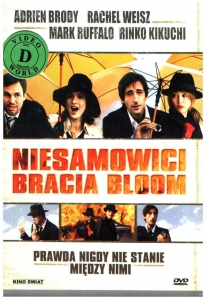 Niesamowici bracia Bloom DVD (Mark Ruffalo)