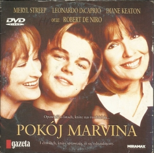 Pokój Marvina - film DVD