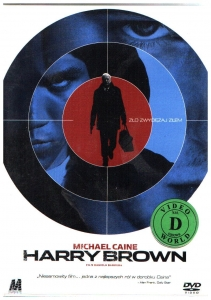 Harry Brown DVD (Jack O'Connell)