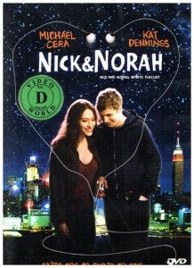 Nick i Norah DVD