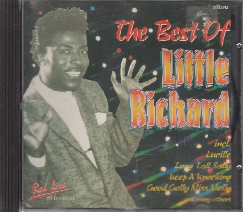 Little Richard ‎- The Best Of Little Richard - CD